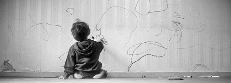 """""""Zu Hause malst Du doch auch nicht die Wand an"""""""