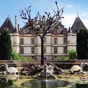 Frankreich: Burgund: Ein Château geht noch!