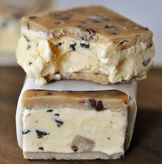 Eis-Rezepte: Ice Cream Sandwich - ein grandioses Revival