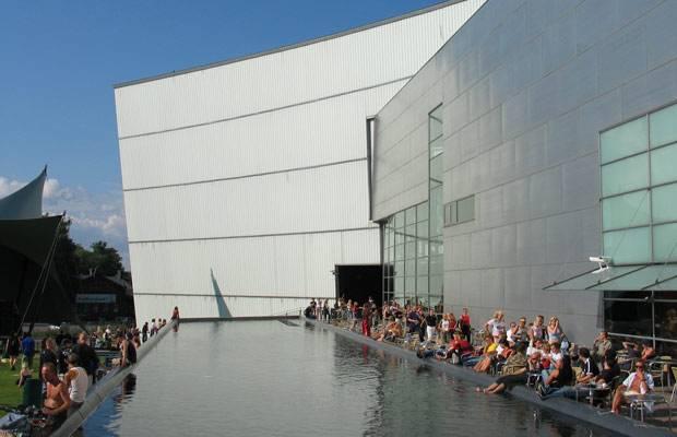 Nicht nur die Kunst ist spektakulär im Kiasma-Museum