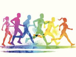 Schon fünf Minuten Joggen halten uns gesund