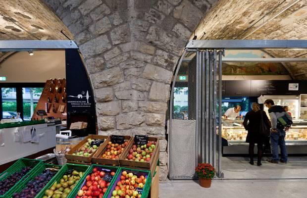 48 Stunden in ...: Stopp für den Picknick-Einkauf: Die Markthalle Zürich
