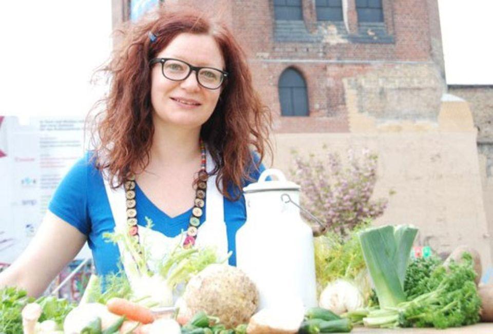 """Talley Hoban: """"Ich zeige den Leuten, wie sie auch die Stiele vom Brokkoli verwerten können"""""""