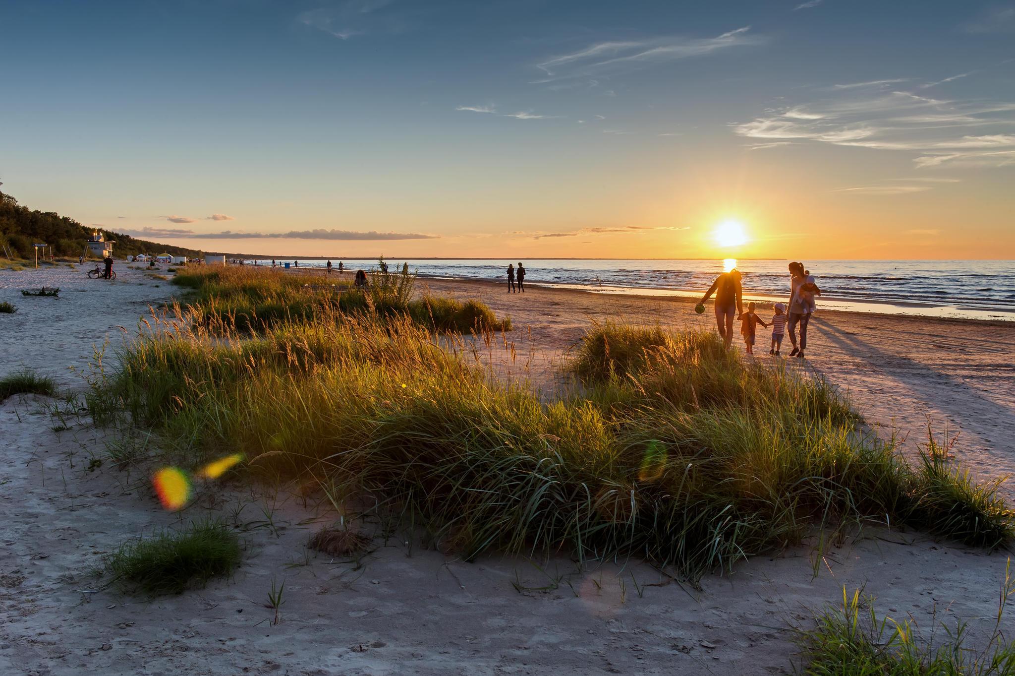 Ein Platz am Meer: Neue Hotels an der Ostsee