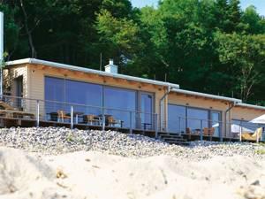 Mittendrin in der Natur: die beiden neuen Strandhäuser in Dänisch Nienhof