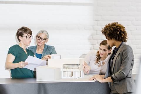 Arbeiten im Frauenteam - geht das gut?