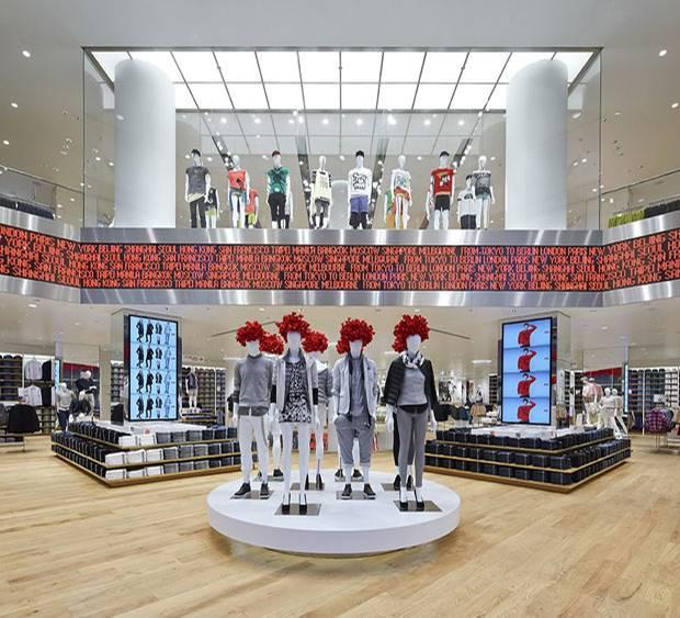 Mode-News: Uniqlo: erst Berlin, dann ganz Deutschland