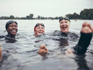 Wechselzeiten: 40 Anfänger, ein Ziel - den ersten Triathlon meistern