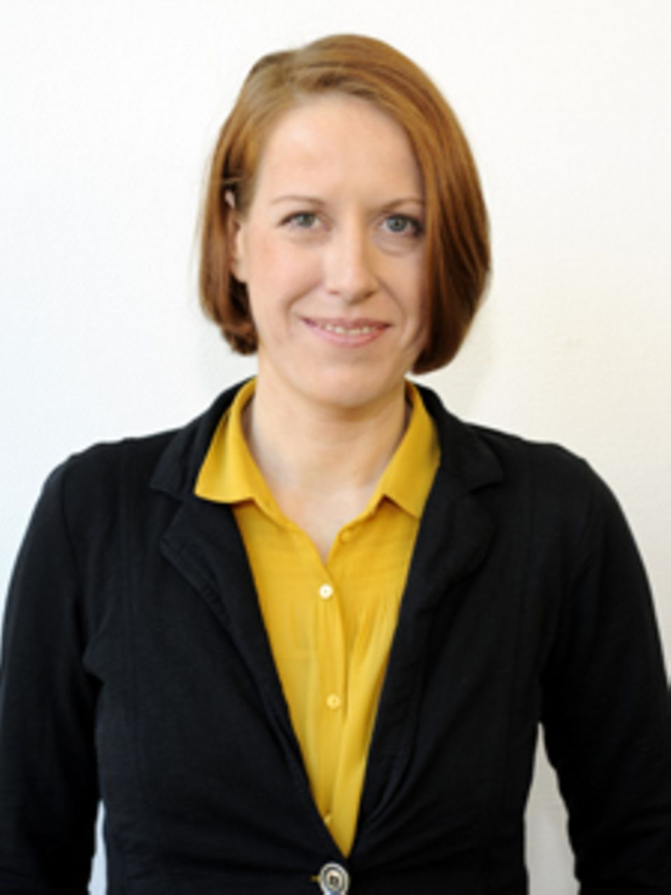 Dr. Julia Dombrowski, 38, Autorin des Fachbuchs ?Die Suche nach der Liebe im Netz?, 378 S., 29,80 Euro, Transcript