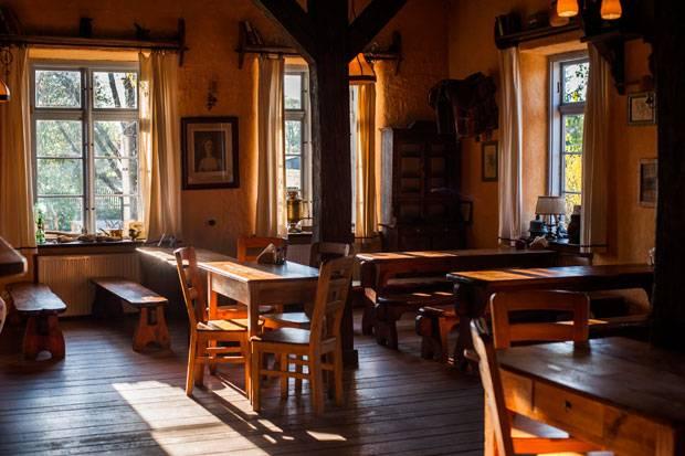 """Das Gasthaus """"Gałkowo"""" in Masuren lockt mit traditionellen Speisen."""