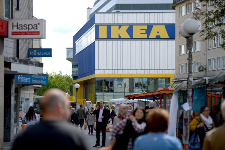 Ikea in der Innenstadt: Kann das gut gehen?
