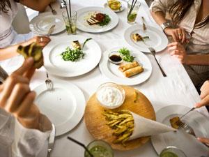 Vegetarische Restaurants finden - per iPhone