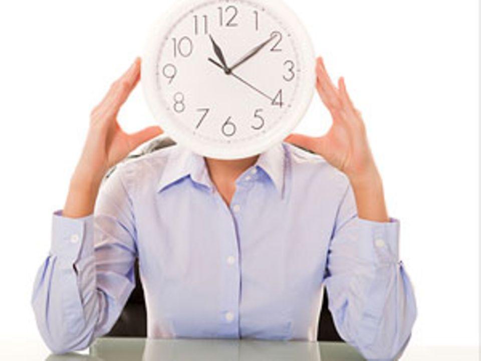 Arbeitszeit: Frauen schalten runter