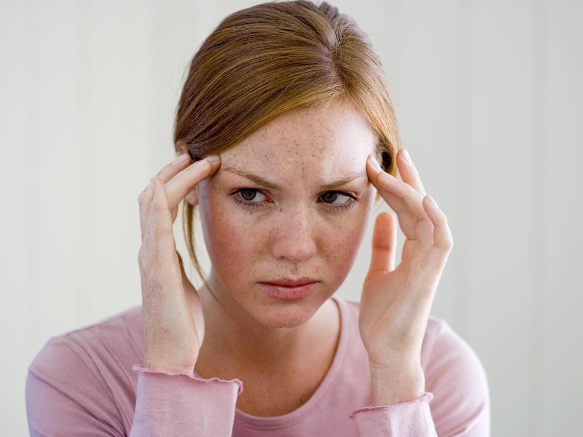 Spannungskopfschmerzen - das raten Experten