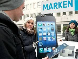 Technik-Unternehmen: Markencheck: Acht Fakten über Apple