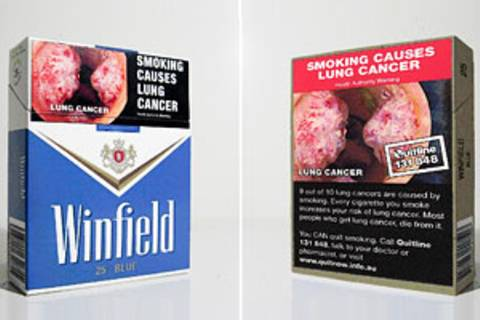 EU-Kommission: Warnhinweise auf Zigarettenschachteln sollen verschärft werden!