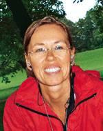 Allein verreisen: Alles am Fluss: Susanne Stellwagen radelte u. a. entlang der Elbe, mit Stopp in Wittenberg