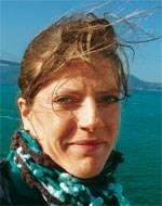 Allein verreisen: Über den Dingen: Nadine Oberhuber besuchte auch den berühmten PotalaPalast in Lhasa
