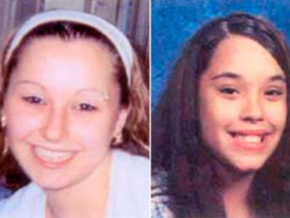 Entführte Frauen nach zehn Jahren aufgetaucht
