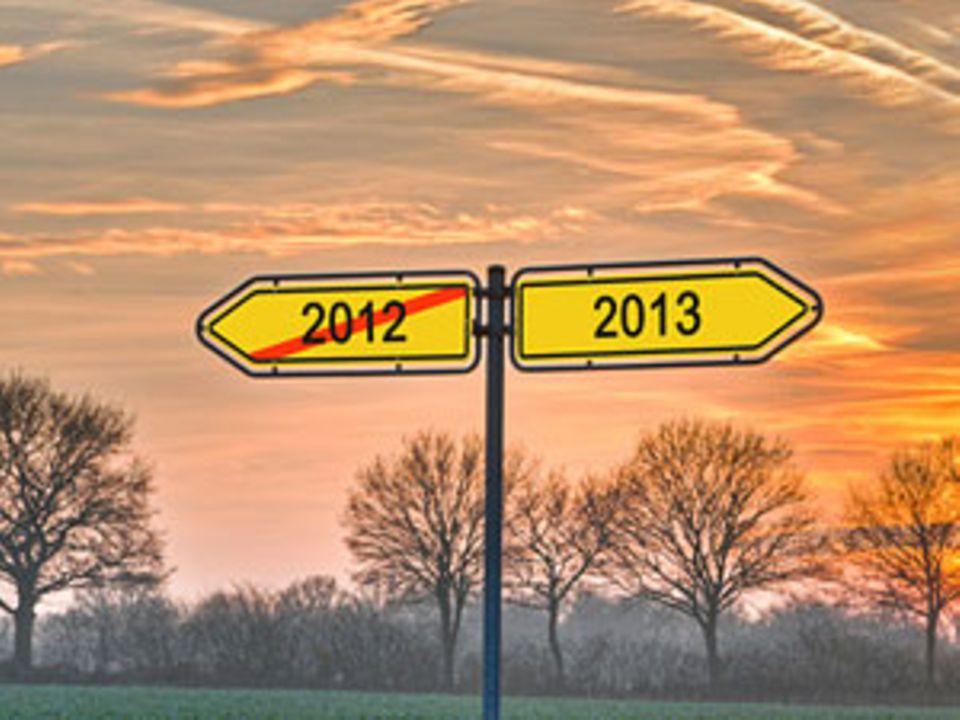 Blick zurück: Wie war Ihr Jahr 2012?