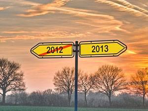 Umfrage: Blick zurück: Wie war Ihr Jahr 2012?