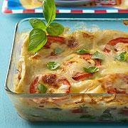Tomaten-Lasagne