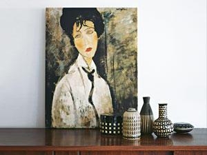 dekorieren bilder als wanddeko die besten tipps. Black Bedroom Furniture Sets. Home Design Ideas