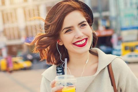 Make-up und Tagespflege mit Lichtschutzfaktor