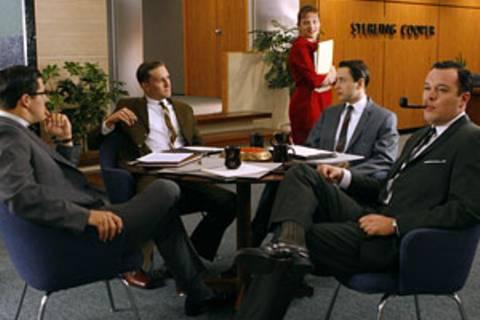 """""""Schmierige kleine Mannschaften"""": In vielen Büros hört man heute noch ähnliche Macho-Sprüche wie aus der Serie """"Man Men"""""""