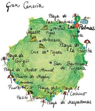 Kanarische Inseln: Gran Canaria: Reise auf eine Insel, die alles hat