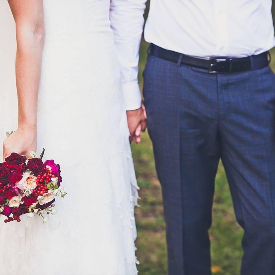 Dieses Hochzeitspaar macht uns einfach nur wütend!