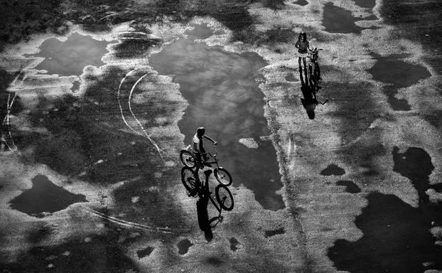 Zum Träumen: Schwarz-Weiß-Fotografie: Die schönsten Kinder-Bilder 2015