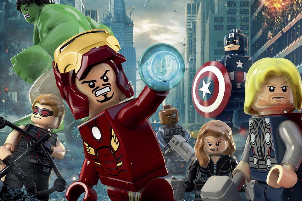 Lego, du machst uns Angst!