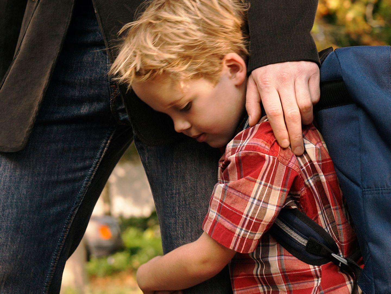 So leiden Kinder, wenn ihre Väter sehr viel arbeiten