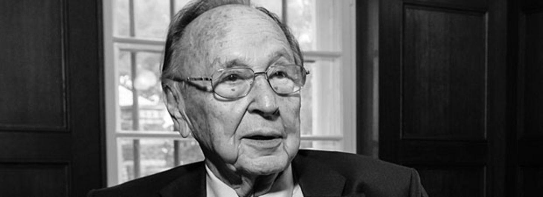 Hans-Dietrich Genscher ist tot