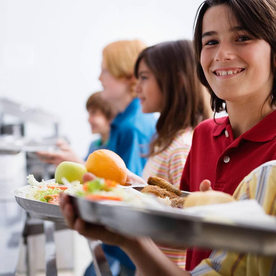 Haben Schüler Anspruch auf veganes Schulessen?