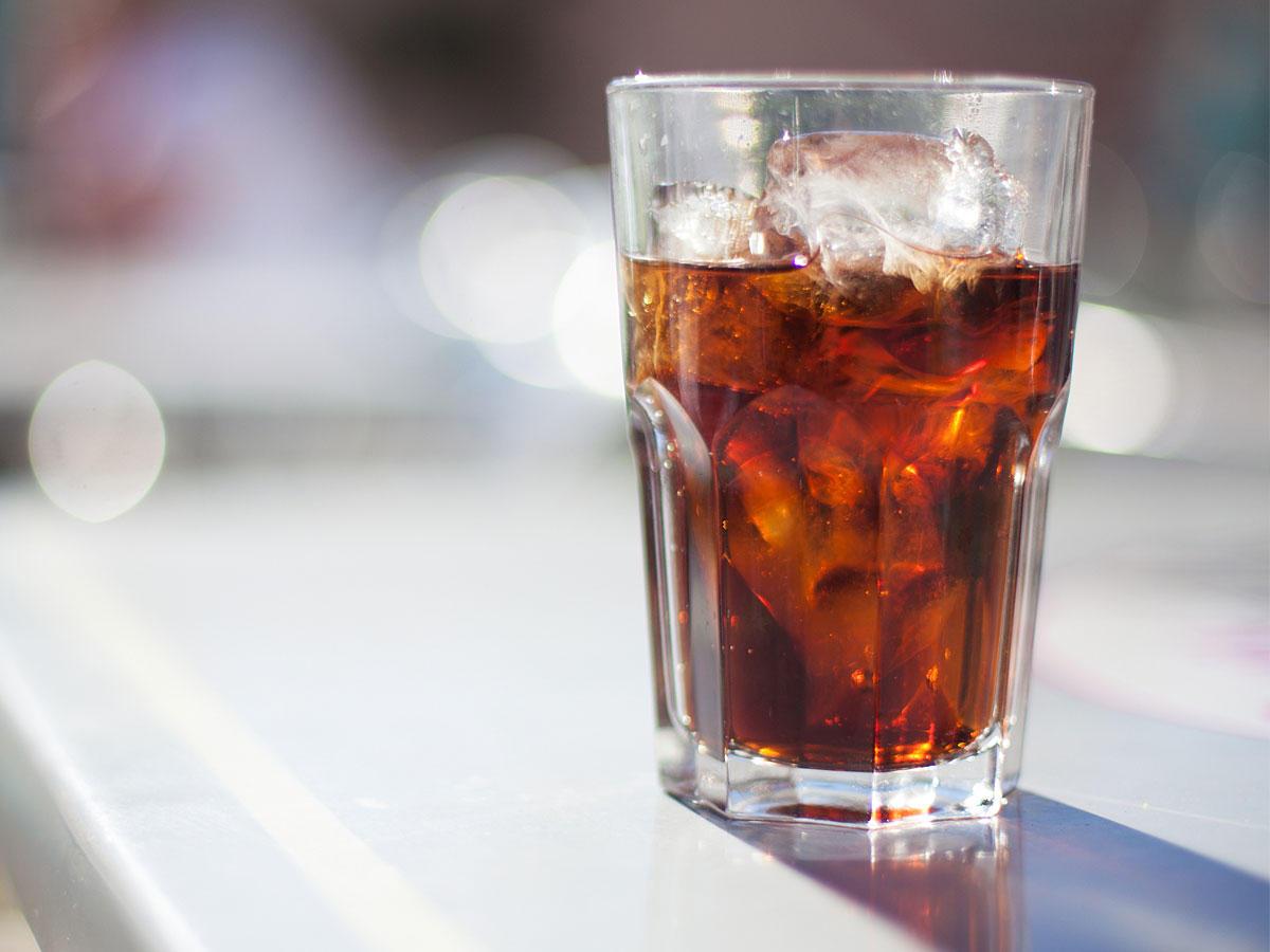 Cola enthält überraschend viele Schadstoffe