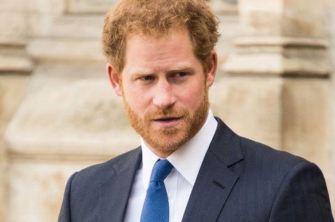 Deshalb hat Prinz Harry Angst, sich mit Frauen zu treffen