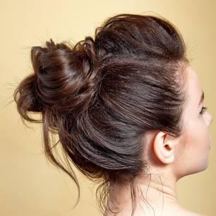 Half Up Hair Frisuren Die Halb Hochgesteckt Wurden Brigittede