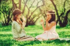 Schöne und lustige Reime für Kleinkinder