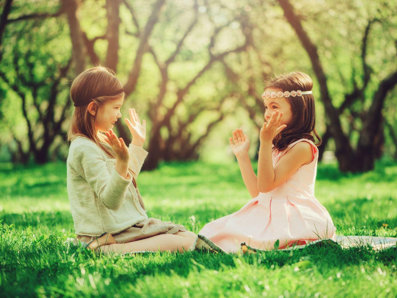 Kinderreime: Schöne und lustige Reime für Kleinkinder