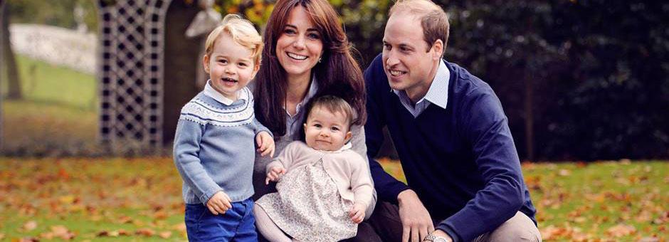 Neue Fotos zum ersten Geburtstag von Princess Charlotte!