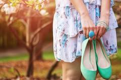 SOS-Trick: So weitet ihr eure Ballerinas auf die Schnelle