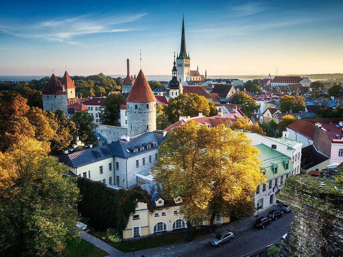 Tallinn - die Tipps für ein cooles Wochenende
