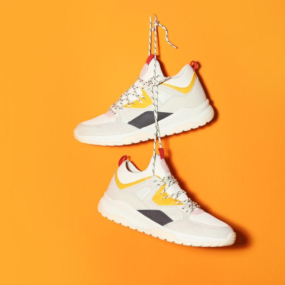Wie ihr Sneakers kombinieren könnt