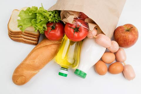 Lebensmittel online bestellen – so einfach geht's!