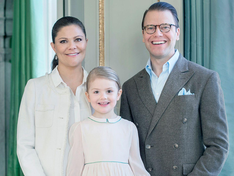 Kronprinzessin Victoria bekommt ihr zweites Baby!