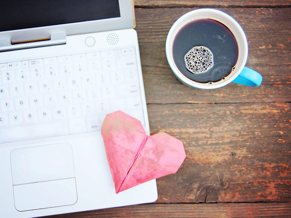 Zeilen für online-dating abholen