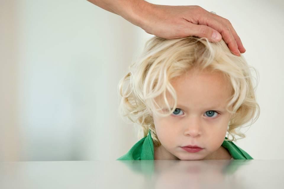 Hilfe, mein Kind will nicht kuscheln!