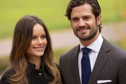 Sofia und Carl Philip: Das erste Foto vom Baby ist da!